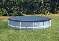 12ft X 10in Round Pool Cover