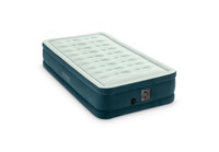 15in Twin Dura-Beam Dream Lux Pillowtop Airbed with Internal Pump, 64196MW