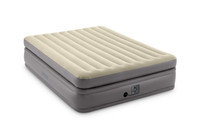 20in Queen Dura-Beam Prime Comfort Elevated Airbed with Built-in Internal Pump
