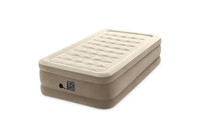 18in Twin Dura-Beam Ultra Plush Airbed with Internal Pump