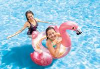 Glitter Flamingo Tube