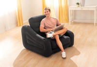 Pull-Out Chair