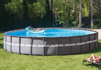 26ft X 52in Ultra Frame Pool Set, 26345W