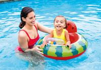 Watermelon Baby Float