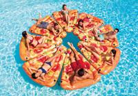 Sliced Pizza Mat
