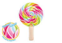 Rainbow Lollipop Float
