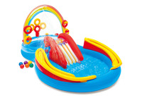 Rainbow Ring Play Center