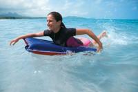 Canvas Surf Rider