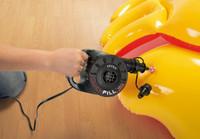 Quick-Fill 120V AC Electric Air Pump, 38.9CFM
