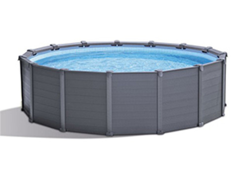 Replacement Parts Above Ground Pools Graphite Gray Panel 15ft 8in X 49in 2016 28381eh Pool Intex Recreation Corp
