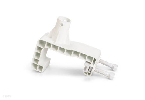 11533, Pole Bracket (Dovetail Screws Included) (Only Available For Wood Grain Pool)