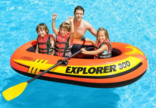 Explorer 300 Boat Set