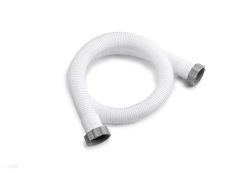 11010, 3m X 1-1/2in Dia Pump Hose with Nuts