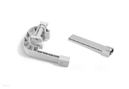 Skimmer Hook and Adjuster for Metal Frame Pools