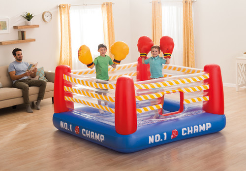 Jump-O-Lene Boxing Ring Bouncer