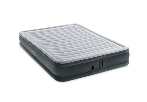 13in Queen Dura-Beam Comfort-Plush Airbed with Internal Pump