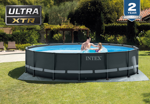 Intex: The leader in Above Ground Pools, Airbeds and Inflatable Spas