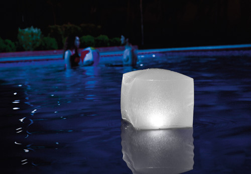 LED Pool Light Cube