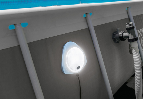120V Magnetic LED Pool-Wall Light