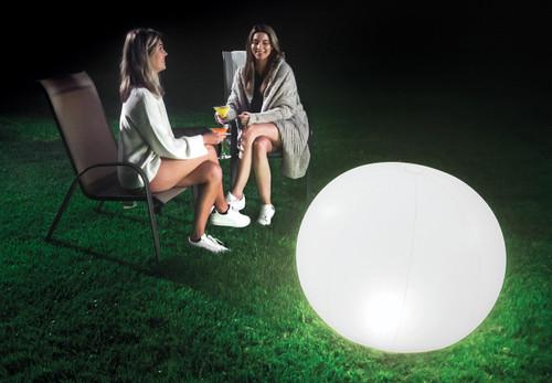 LED Floating Globe Light