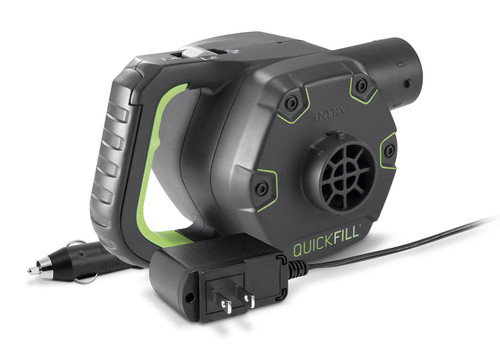 Quick-Fill Rechargeable Electric Air Pump, 23.0CFM