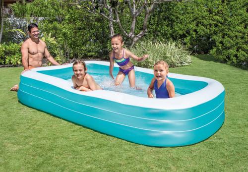 Swim Center Family Pool, 120in X 72in X 22in
