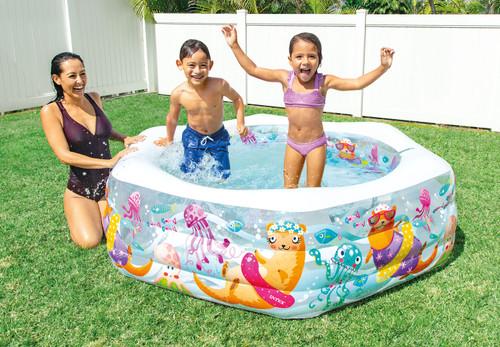 Happy Otter Pool