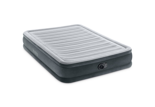 13in Full  Dura-Beam Comfort-Plush Airbed with QuickFill Plus Internal Pump