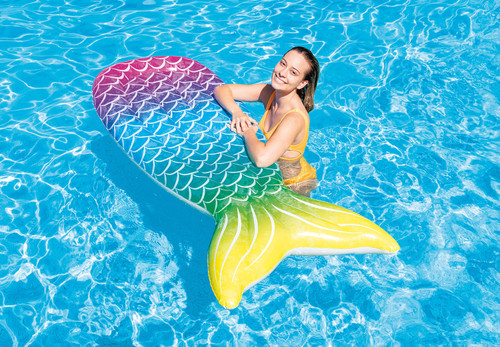 Mermaid Tail Float