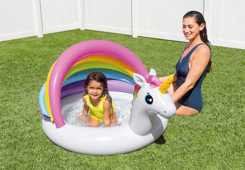 Unicorn Baby Pool