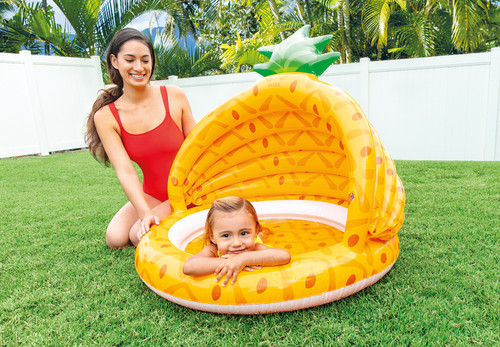 Pineapple Baby Pool