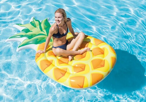 Hawaiian Pineapple Mat