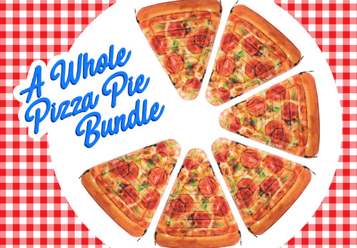 A Whole Pizza Pie Bundle