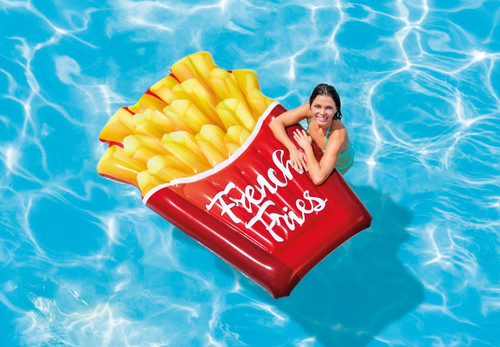 French Fries Float