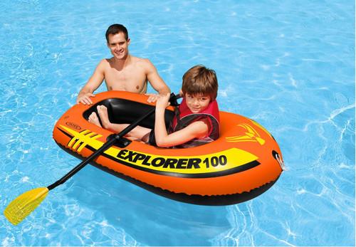 Explorer 100 Boat