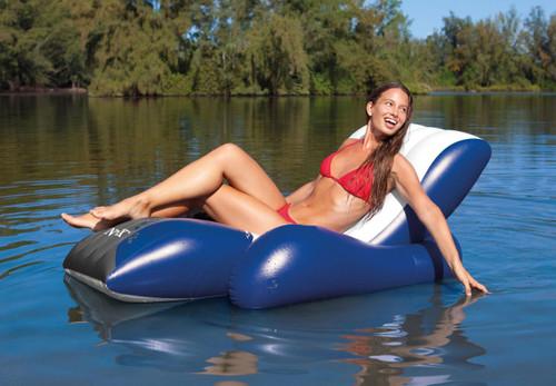 Floating Recliner Lounge