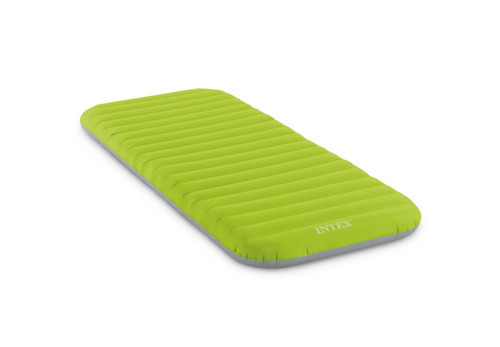 Cot Size Dura-Beam Roll 'N' Go Airbed with Hand Pump