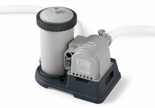 2500 Gph Krystal Clear Cartridge Filter Pump, 110-120V with GFCI