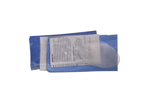 11410, Repair Swatch (Without Glue) for Above Ground Pools, Airbeds and Boats