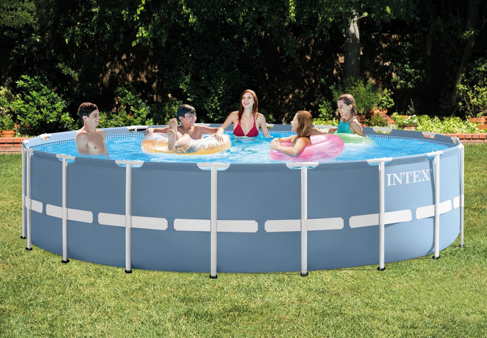 18ft X 48in Prism Frame Pool Set (2018)