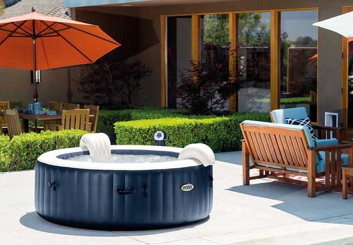 Intex PureSpa Plus™ Bubble Massage Spa