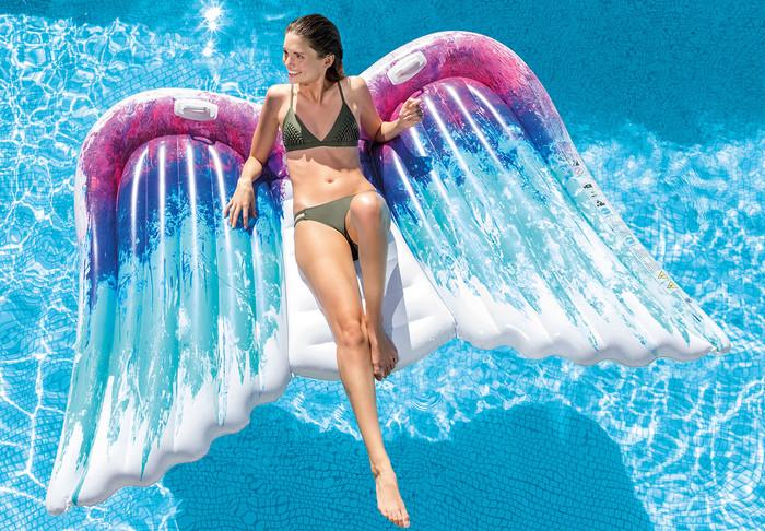Angel Wings Mat