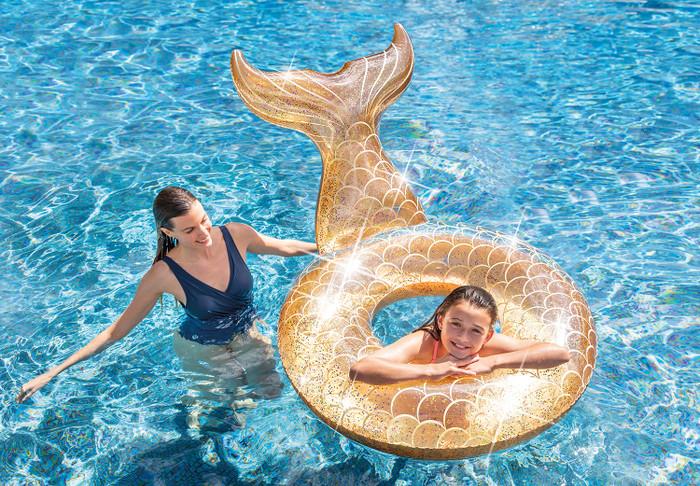 Glitter Mermaid Tube