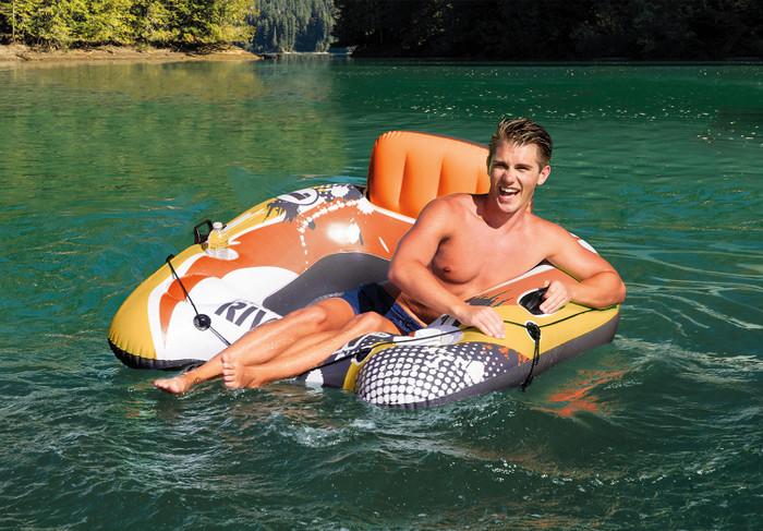 Enjoy the water all summer long with the Intex Mega River Run