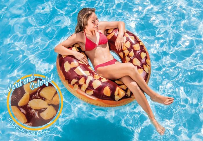 Nutty Donut Tube