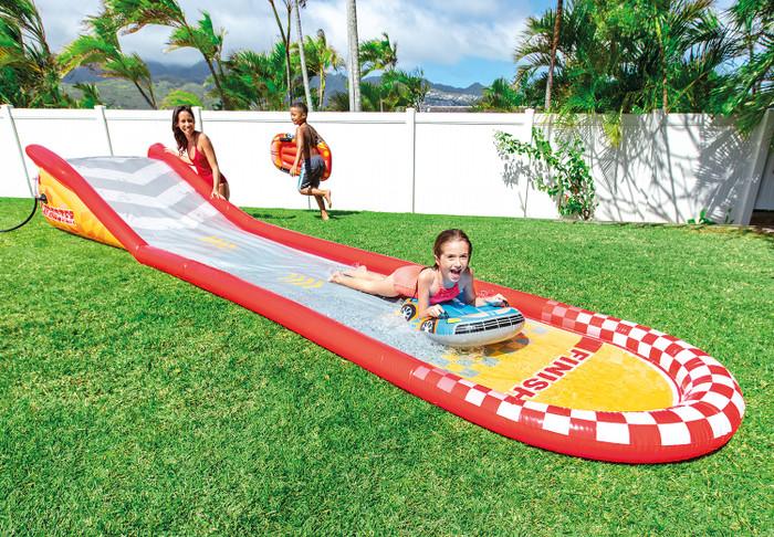 Racing Fun Slide