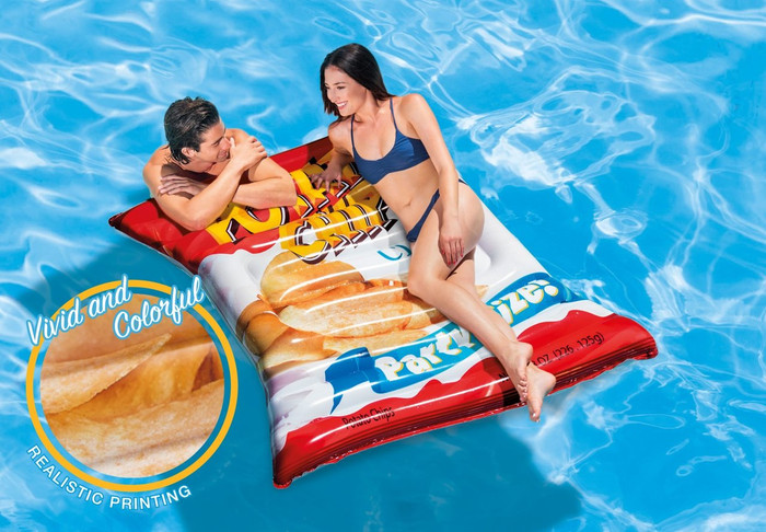 Potato Chips Float