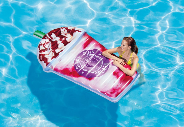 Berry Drink Float