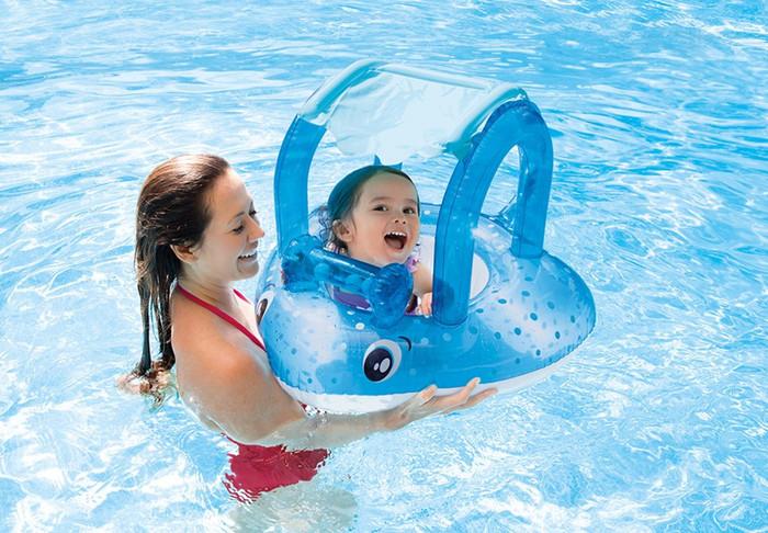Stingray Baby Float