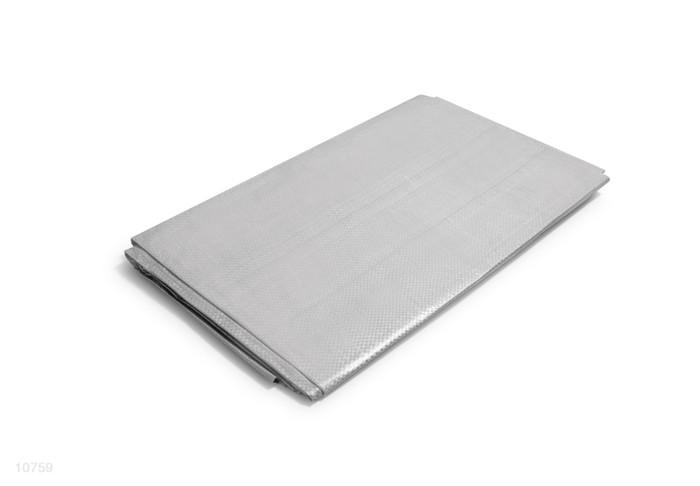 10759, Ground Cloth for 9ft X 18ft X 52in Rectangular Pools/Rectangular Ultra Frame Pools
